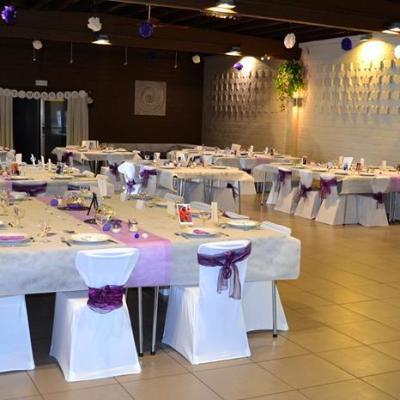Grande salle de réception - 200 personnes